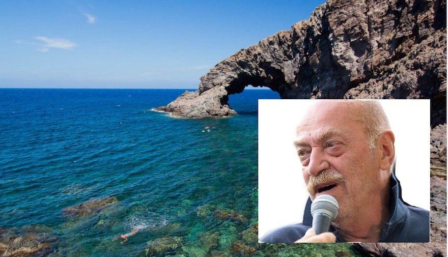 Pantelleria, dammuso di Toni Capuozzo – Intervista di Mascia Maluta