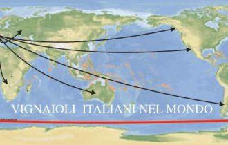 VIGNAIOLI  ITALIANI NEL MONDO…. ENOTRIA NON SOLO TERRA DI CONQUISTA