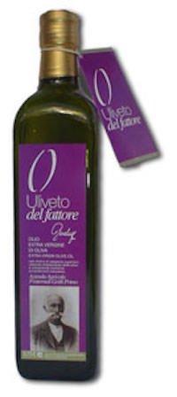 Oliveto del Fattore – Olio extravergine d'oliva monovarietale