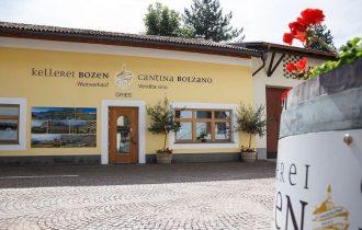Bolzano: Cantina Produttori e Vigna del  Lagrein Taber Riserva