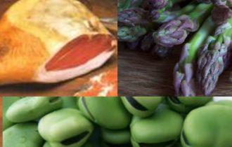 Ricette per bollicine: gnocchi di fave, asparagi e gambetto