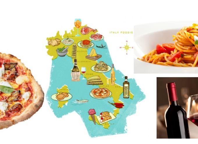 2016 ITALIAN FOOD SEMPRE PIU' IN ALTO