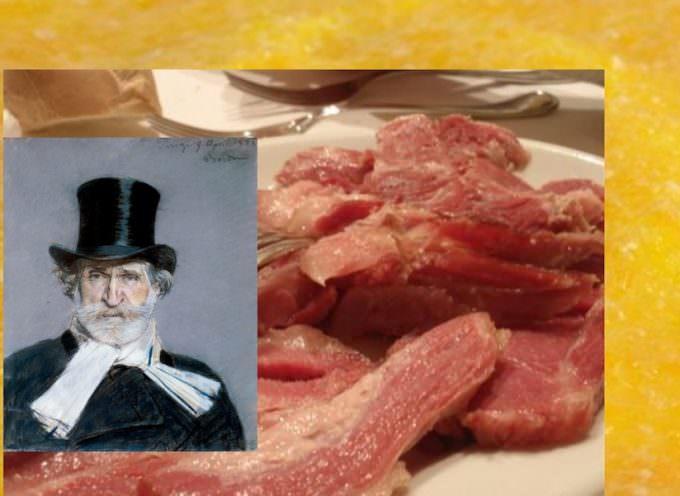 Ricette per bollicine: Spalla cotta voluta da Verdi