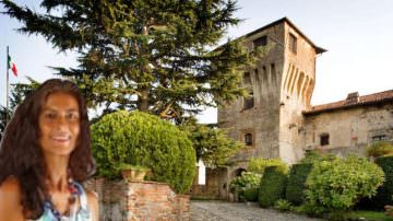 La solita sagra? No, sabato andiamo al Castello di Moncrivello canavese