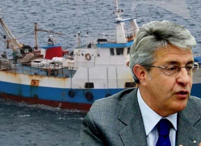"""Guerra del pesce: in Tunisia sequestrato il peschereccio mazarese """"Anna Madre"""""""