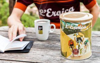 GOPPION: IL CAFFÈ IN EDIZIONE LIMITATA PER LA BICICLETTA D'EPOCA