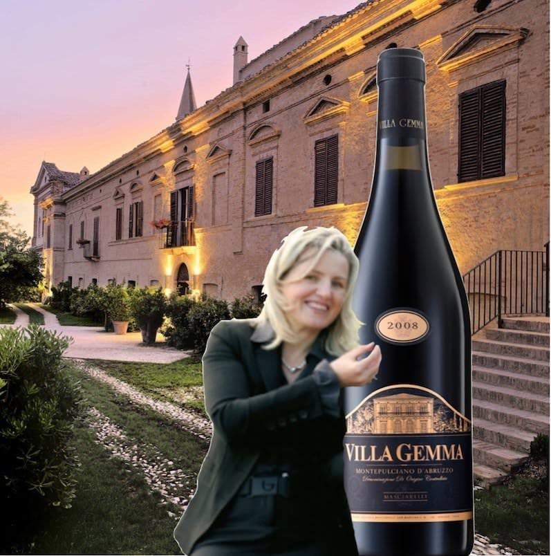 I Signori Vini d'Abruzzo Masciarelli di Marina Cvetic e figli