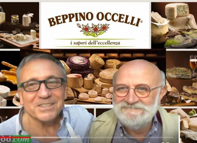 Renato Brancaleoni e Beppino Occelli a Cheese 2017