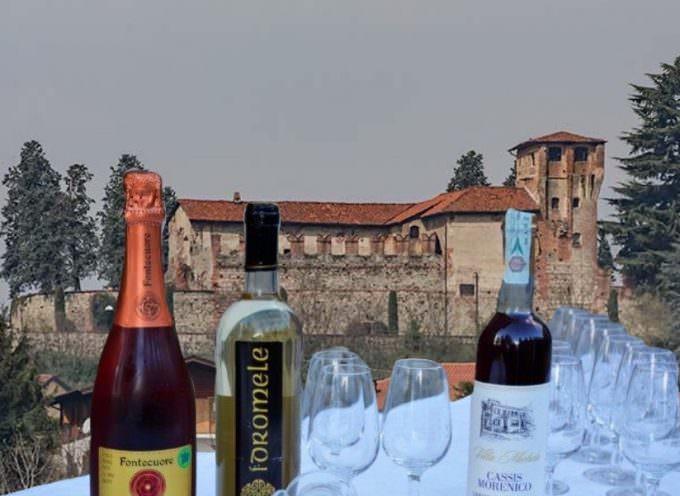 Fin'Amor: nasce al Castello di Moncrivello il cocktail dell'Amore