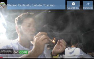 Stefano Fanticelli: Romantico Sigaro Toscano (Video)