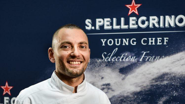 Lo chef napoletano  Antonio Buono rappresenterà la Francia al S.Pellegrino Young Chef 2018