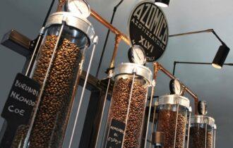 Azomico, il magazzino del caffè: Novità per bar, caffetterie e torrefazioni