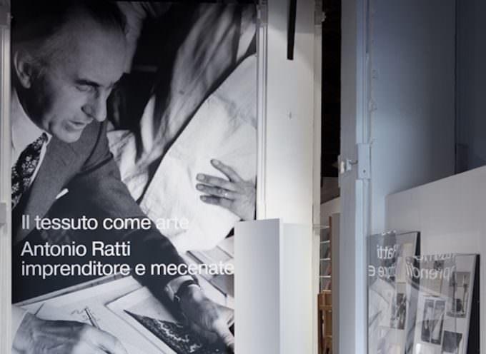 Mantova, Antonio Ratti: la Via del Textile e del Gusto East Lombardy