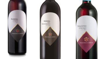 I vini rossi di Cantine Capetta per il Natale: Dolcetto e Barbera
