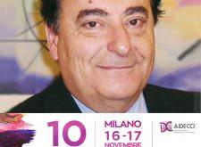 Celleno Leonardo: Allergie e orticarie al 10° Convegno Nazionale AIDECO