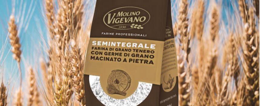 Moreschina e Semintegrale: farine della salute, novità Molino Vigevano