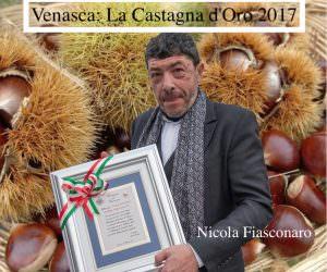 Grazie al Panettone Marron Noir, Fiasconaro vince La Castagna d'Oro a Vernasca (CN)
