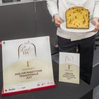 Pasticceria Maistrello di Villaverla è prima al Panettone Day 2017