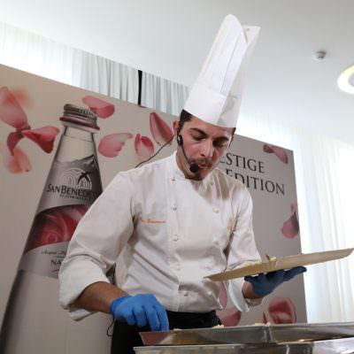Milano Golosa: Mario Fiasconaro, show cooking sulle orme del padre Nicola