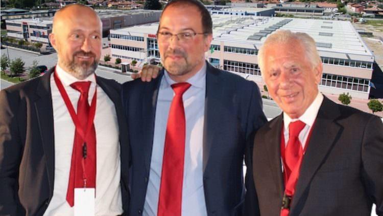 Marco Santori, Presidente nuovo stabilimento FAN – Farmo Alce Nero
