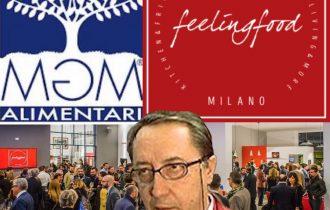 MGM Alimentari: FeelingFood Milano, assaggi top con lo chef Sergio Mei – Evento BtoB su invito