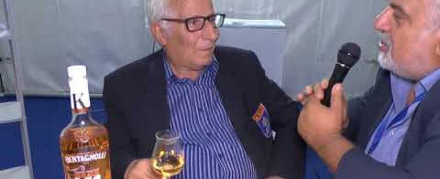 Nino Borzellieri, Pres. ANAG Sicilia a Blue Sea Land 2017- Video