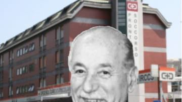 Cesare Bartorelli insigne scienziato,  medico dalla grande umanità, commemorazione a Milano