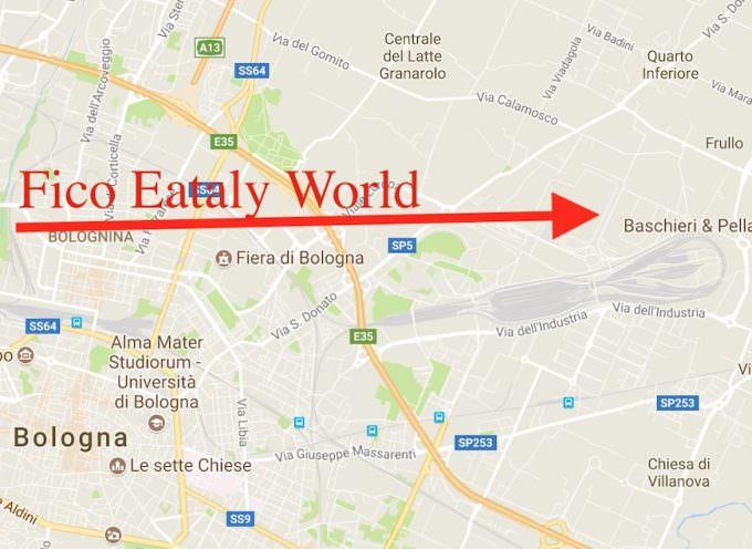 Fico Eataly World : entrata gratis dal 15 novembre 2017 a Bologna