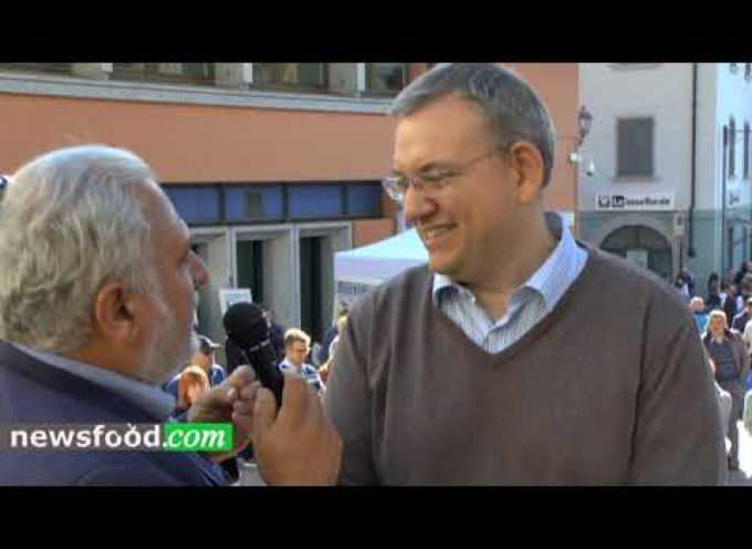 Storo, Festival della Polenta 2017: Sindaco Luca Turinelli (Video)