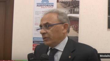 Video Blue Sea Land 2017: Vincenzo Provenzano Pres. SIMDO