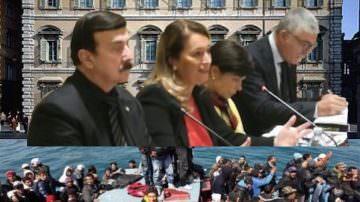 Immigrazione clandestina: urge adeguare norme per necessità giuridica e sociale