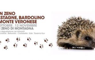 SAN ZENO CASTAGNE, BARDOLINO & MONTE VERONESE: IN SCENA I PRODOTTI DEL BALDO IN SCENA