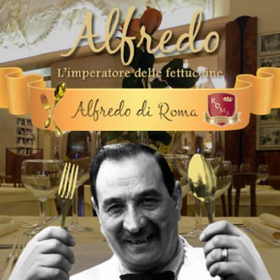 Roma, fettuccine all'Alfredo: Vero Alfredo ce n'è uno tutti gli altri …