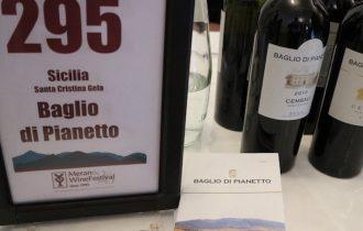 Baglio di Pianetto al Merano Wine Festival 2017