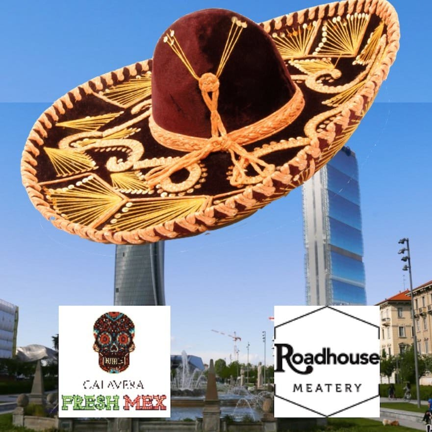 RoadHouse a CityLife con due novità: Calavera Fresh Mex e Roadhouse Meatery