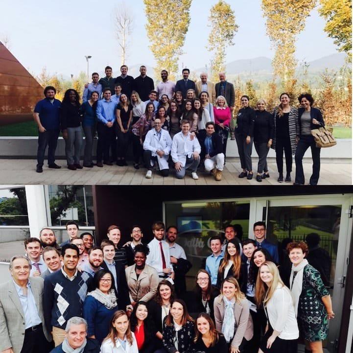 Company tour di CIMBA  presso Forno d'Asolo e Dalla Costa alimentare