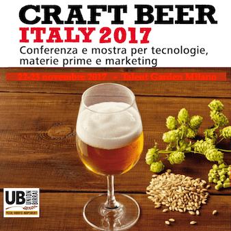 CRAFT BEER ITALY 2017 – Sapere di birra: formazione di qualità