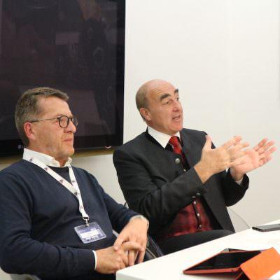 Vino Fico Festival: la voglia di Fico arriva anche a Merano e contagia Helmuth Köcher