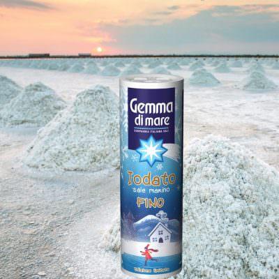 Gemma di Mare per Natale: packaging nuovo in edizione limitata