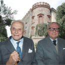 Salotto culturale in casa Barbiano di Belgiojoso al Castello Confalonieri di Caidate