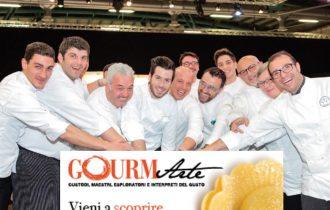 GourmArte, Fiera di Bergamo, dall'1 al 3 dicembre con 24 Top Chef