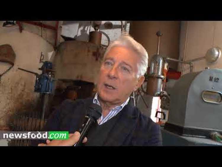 Lucio Scaratti: Distilleria Romano Levi, da un mito a un'impresa moderna di successo (Video)
