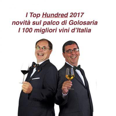 100 migliori vini d'Italia di Massobrio e Gatti a Golosaria 2017