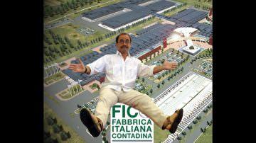 Maurizio Nichetti a Fico Eataly World Bologna: come un bambino al Luna Park (Video)