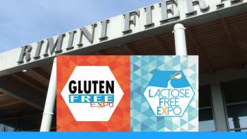 GLUTEN FREE EXPO & LACTOSE FREE EXPO – Rimini 18-21  nov. 2017
