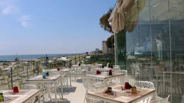Ristorante Frontemare Nettuno: menù gourmet di pesce dell'Adriatico