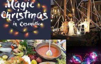 Feste di Natale a Cesenatico in Bungalow + Mirabilandia