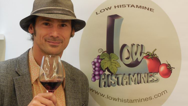 Chi è Sebastiano Ramello: Low Histamines e l'intolleranza all'istamina nel vino -Italian and English text (+Video intervista