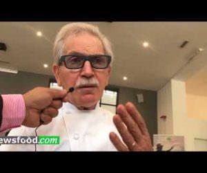 Sergio Mei, sardo, dalla macchia mediterranea all'alta cucina