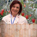 PANGOJI: il panettone della salute con Goji Italiano in fiera a Roma